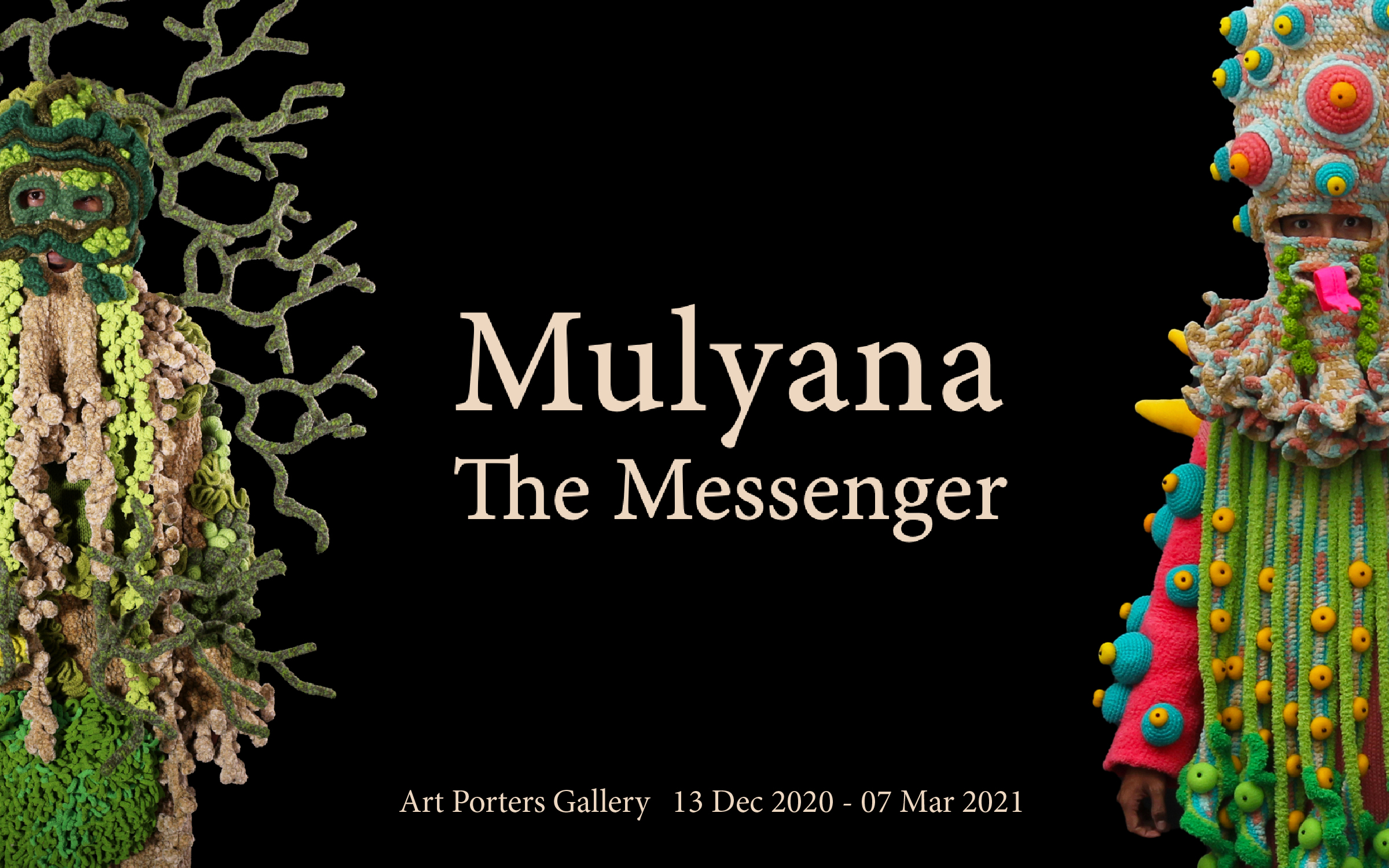 The Messenger by Mulyana