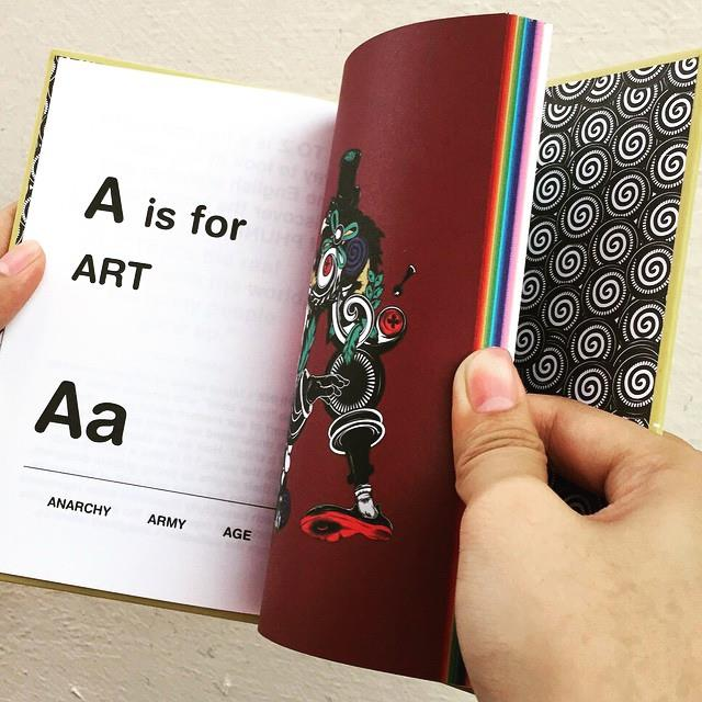A to Z For Children Of All Ages By PHUNK