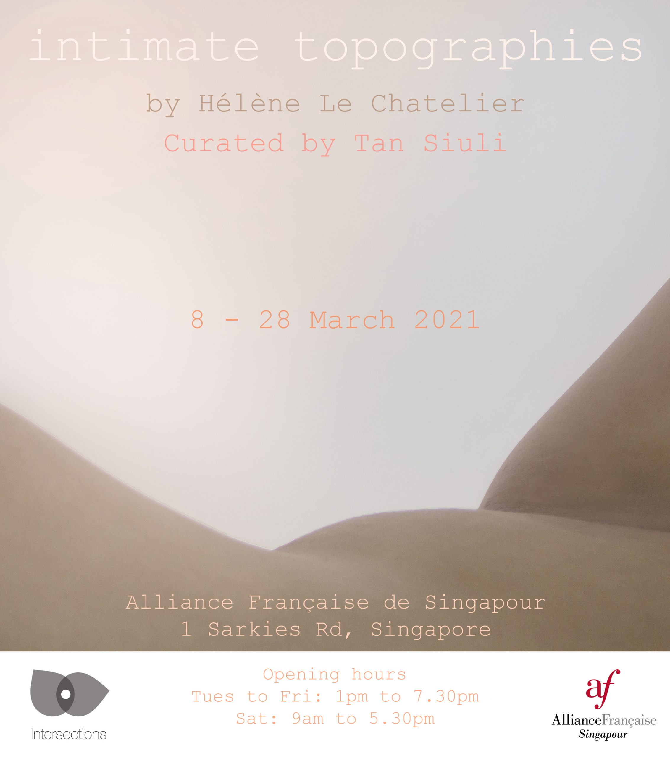 Intimate Territories, Solo show by Hélène Le Chatelier