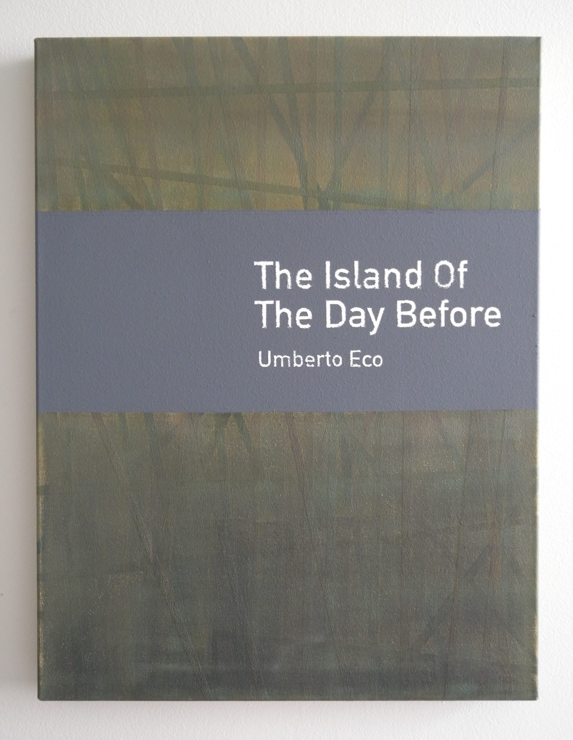 The Island of the Day Before / Umberto Eco