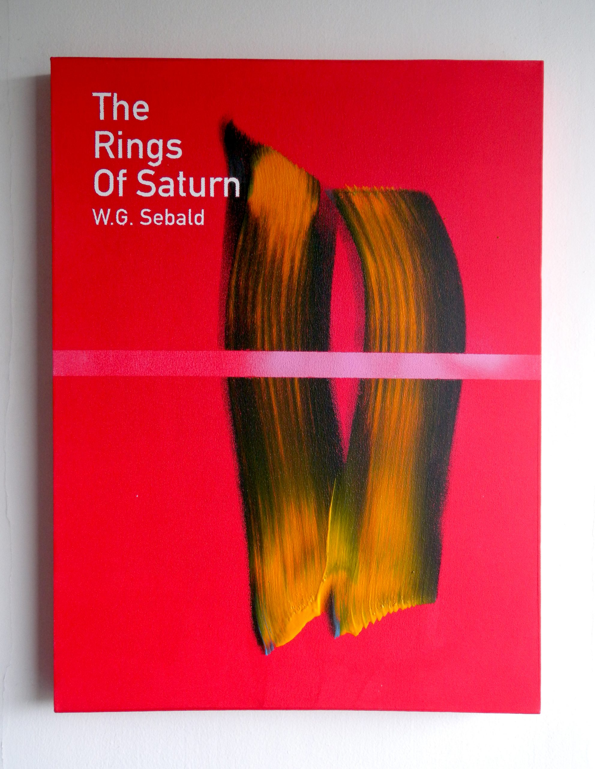 The Rings of Saturn / W. G. Sebald
