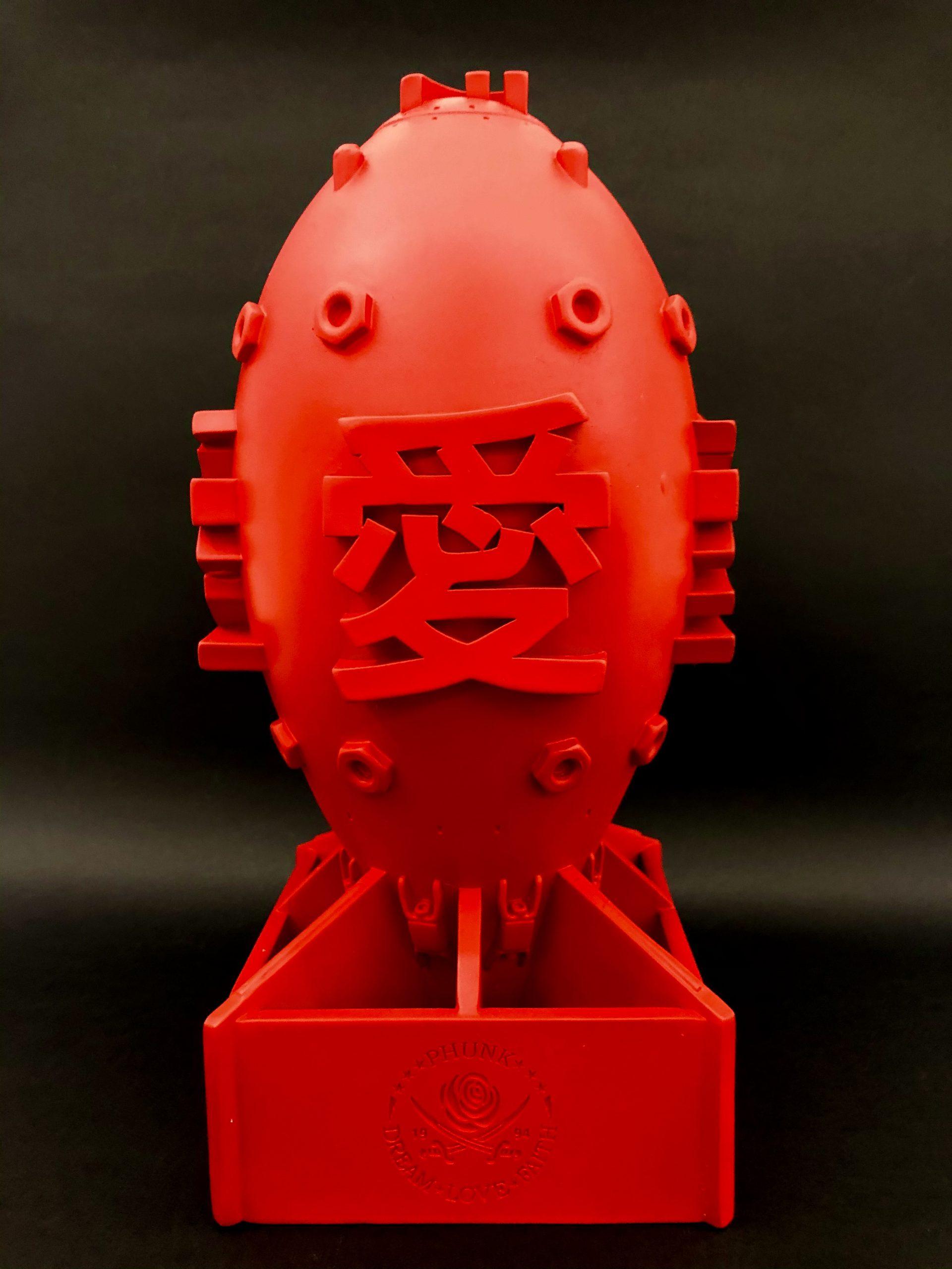 Love Bomb in Red (aka Fat Boy)