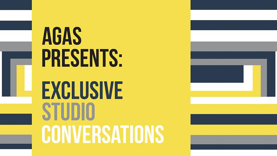 AGAS Presents: Exclusive Studio Conversations