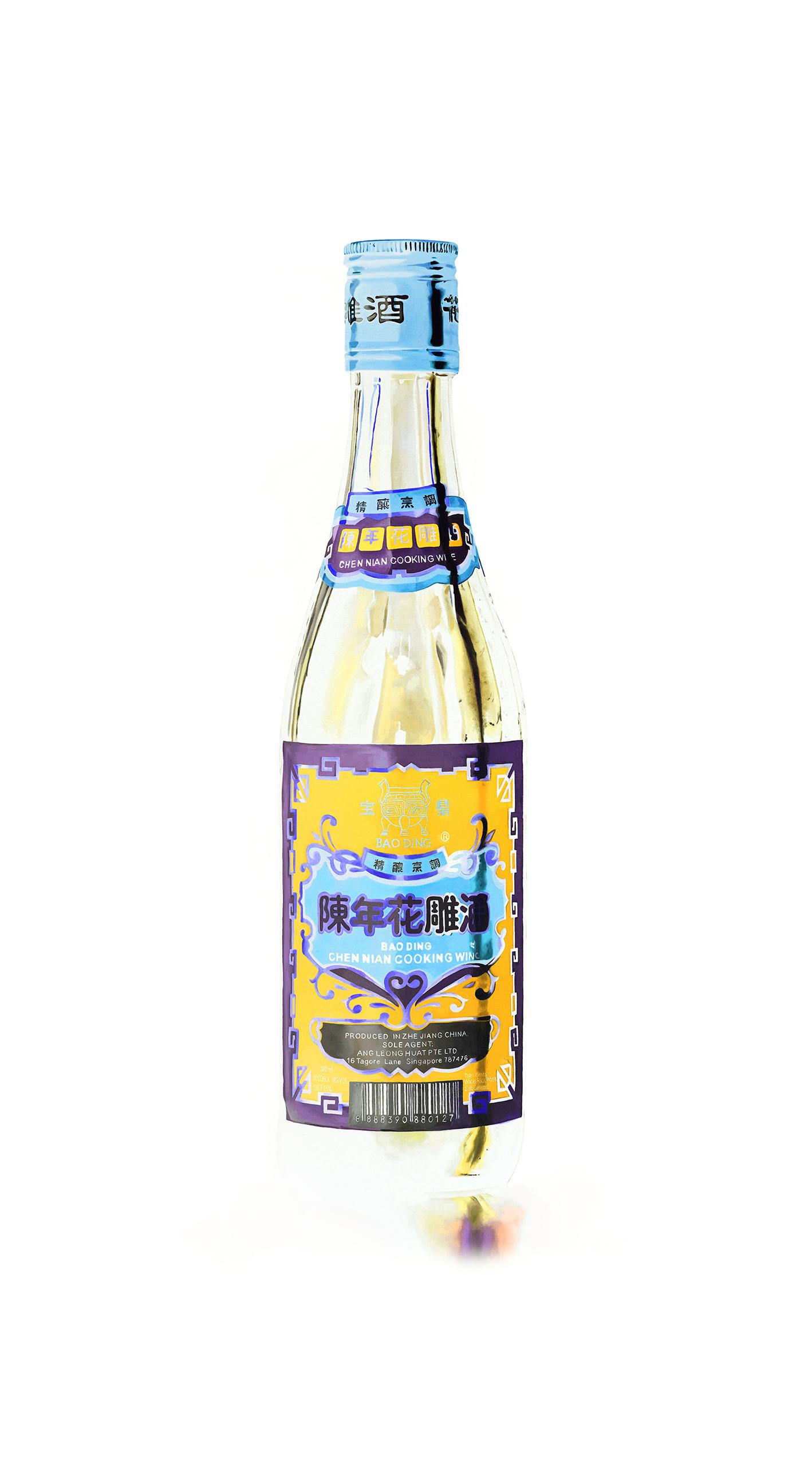 Bottle #3a