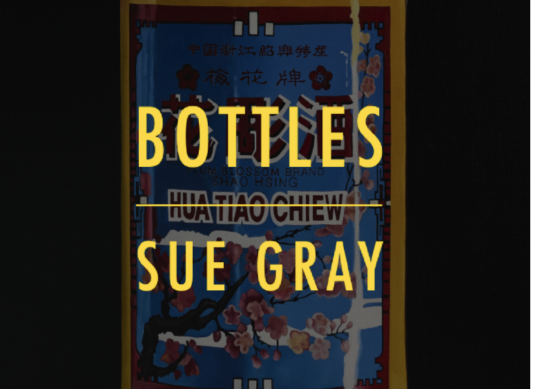 Bottles by Sue Gray