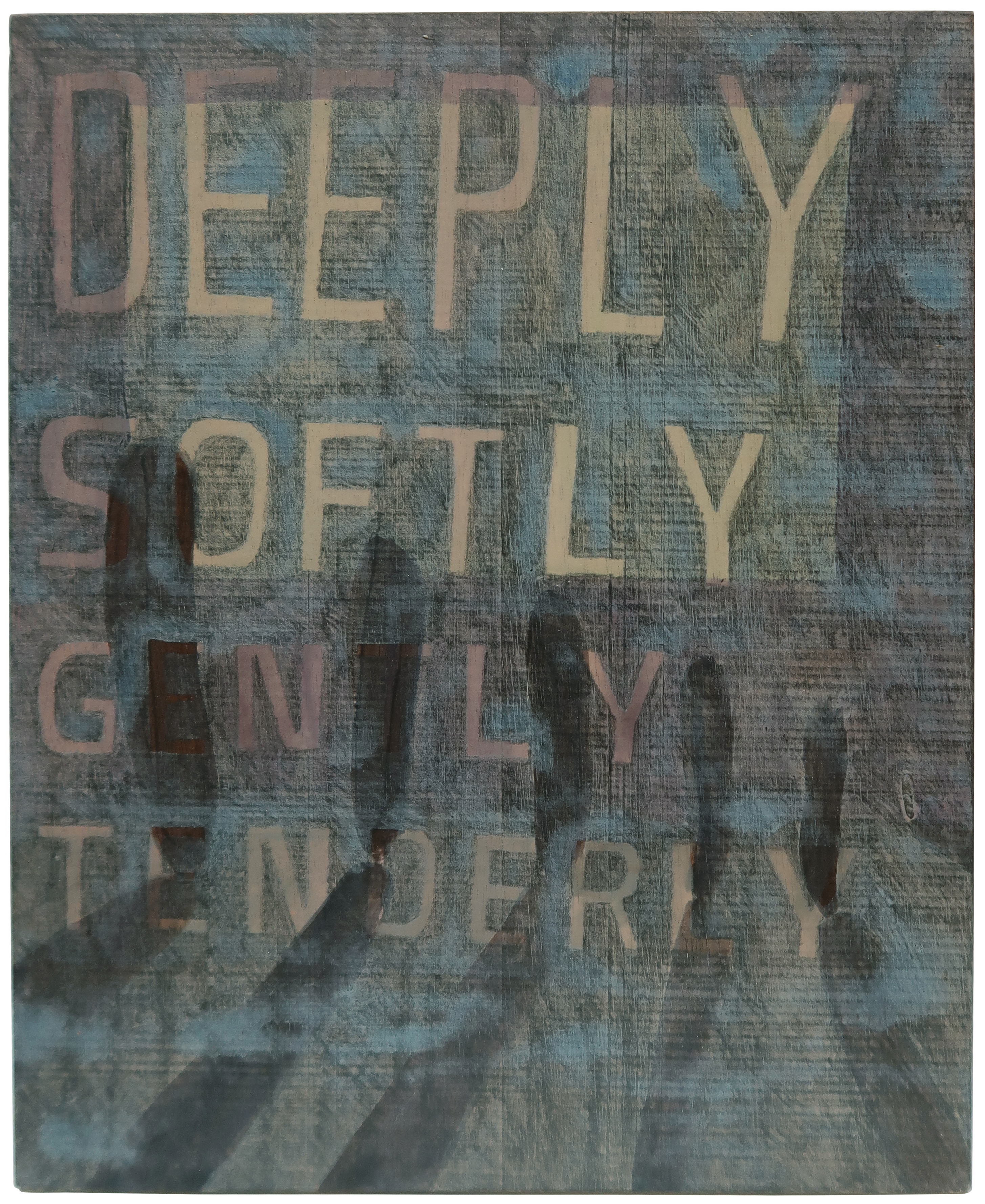 Deeply Softly Gently Tenderly by Mengju Lin